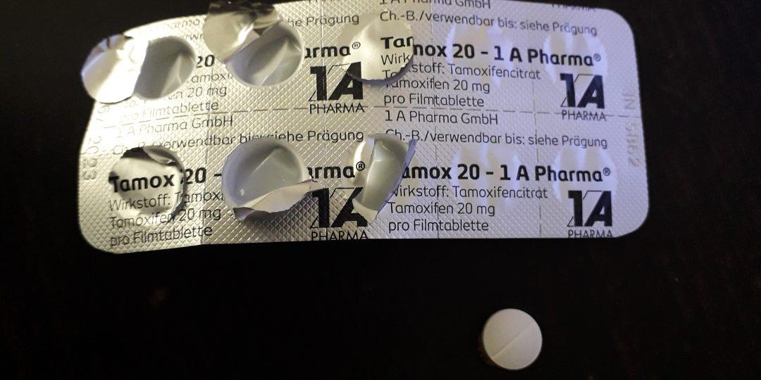 Tamoxifen und Nebenwirkungen