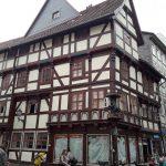 fachwerkhaus in goettingen
